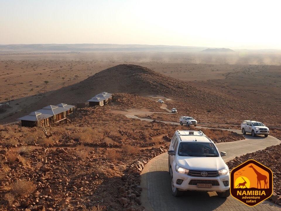 Viaje A Namibia En 4x4 17