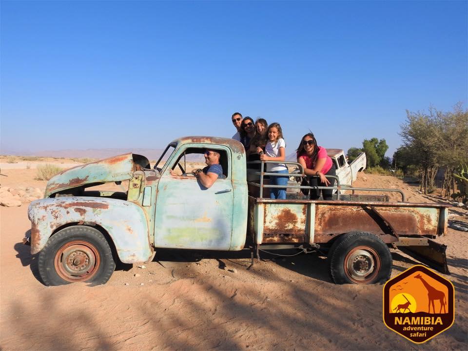 Viaje A Namibia En 4x4 18
