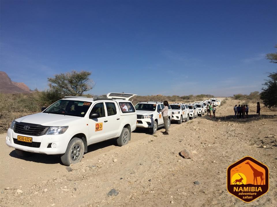Viaje A Namibia En 4x4 2