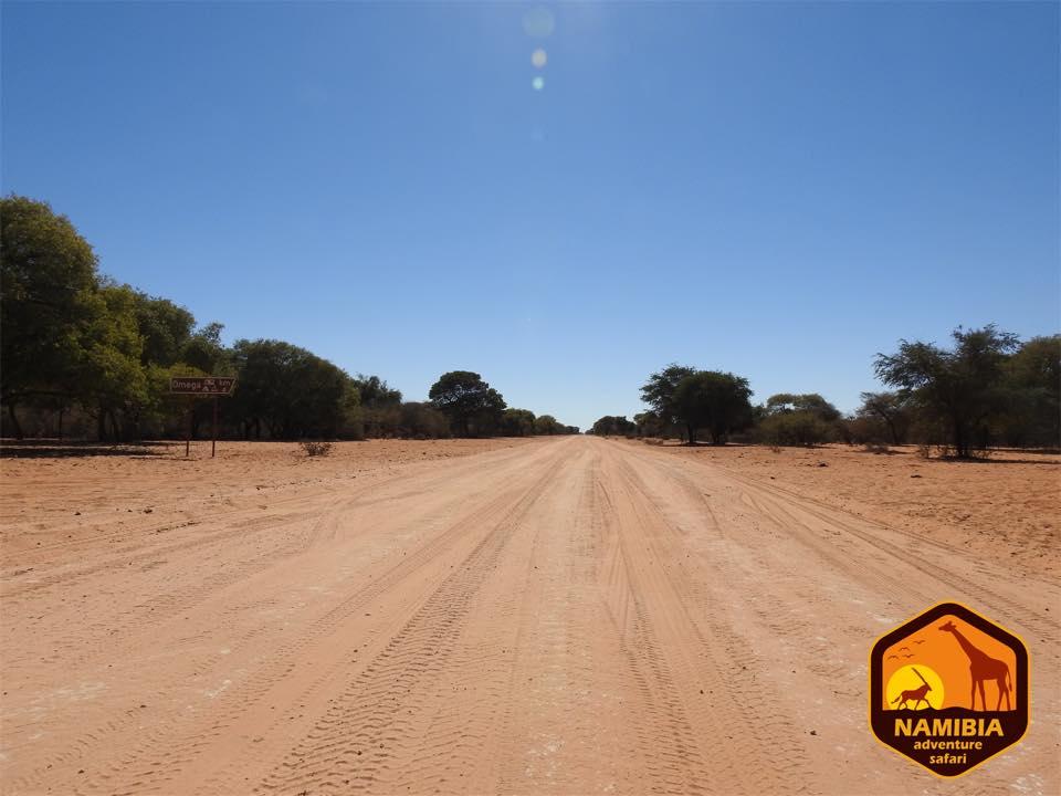 Viaje A Namibia En 4x4 21