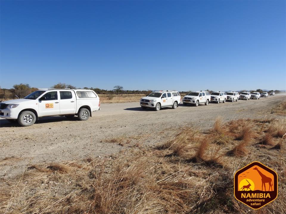 Viaje A Namibia En 4x4 3