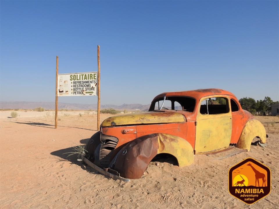 Viaje A Namibia En 4x4 31