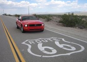Viaje Ruta 66 En Descapotable