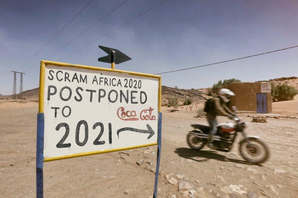Scram Postponed 2021