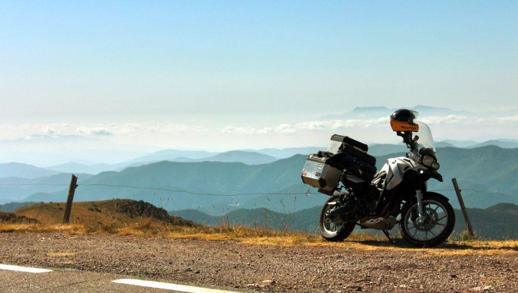 Transpirenaica En Moto Gr11 Viajes 1