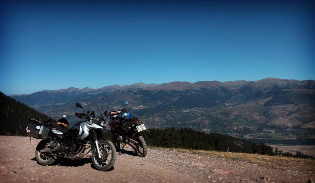 Transpirenaica En Moto Gr11 Viajes 4