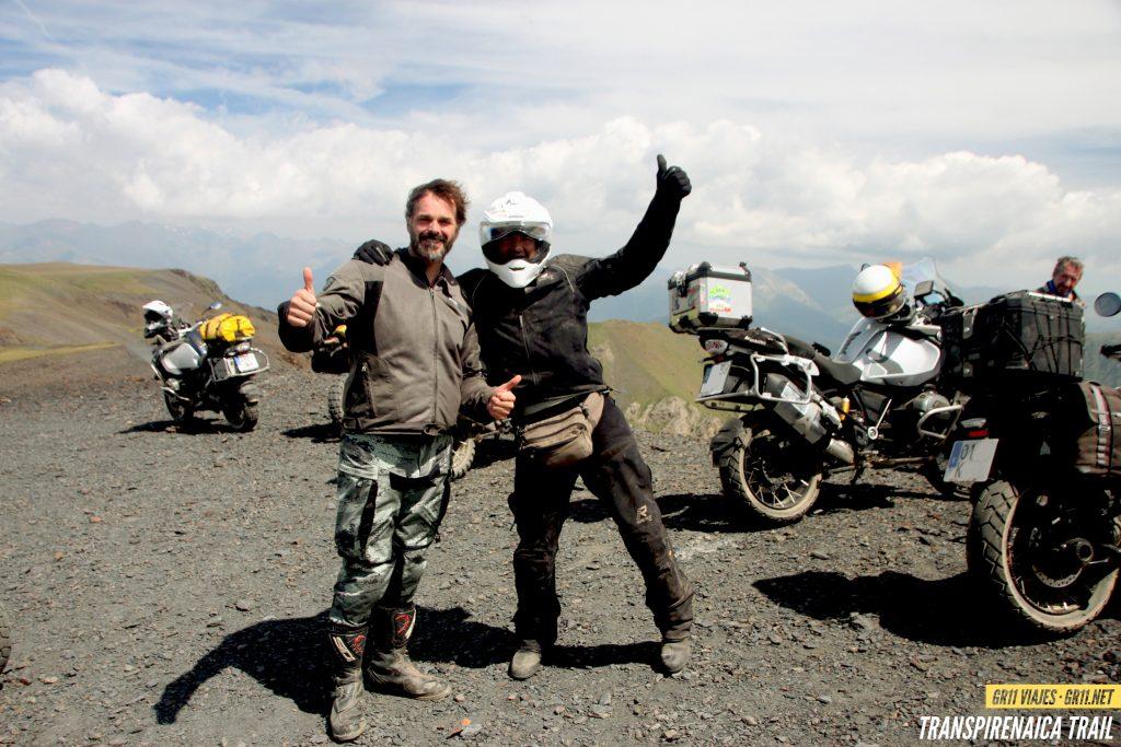 Transpirenaica En Moto Trail Gr11 Viajes 755