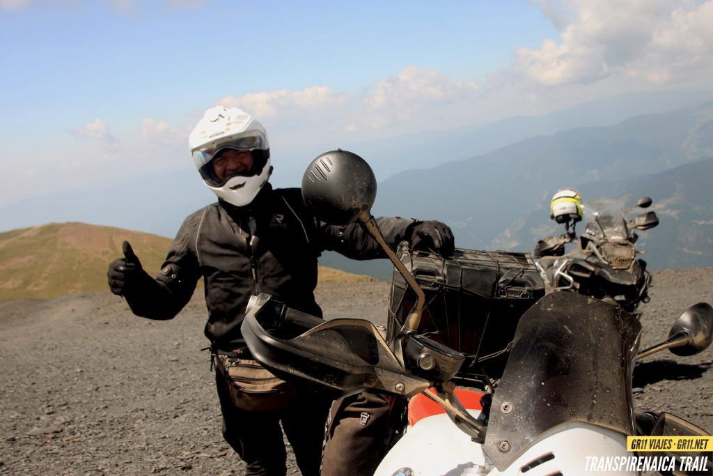 Transpirenaica En Moto Trail Gr11 Viajes 780