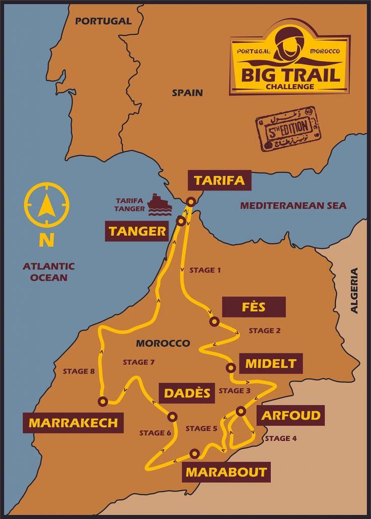 Mapa Btc 2021